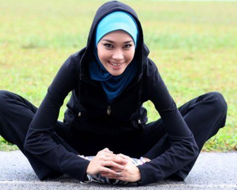 Косметика для мусульманской женщины
