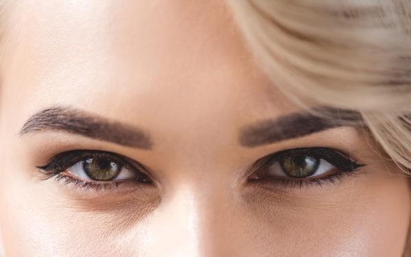 Идеи красивого дневного макияжа для карих глаз