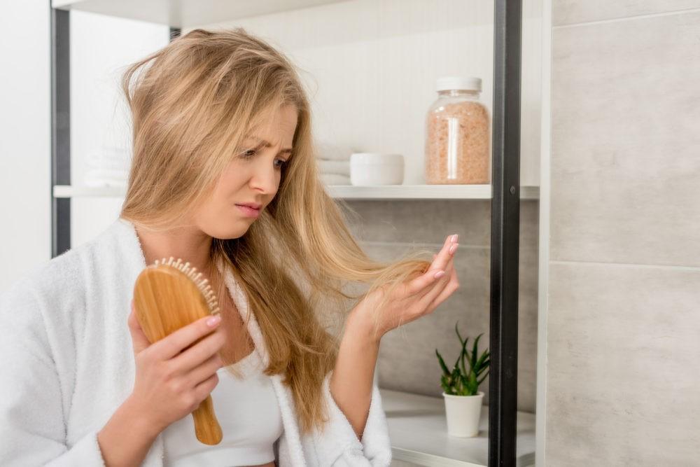 Лечение секущихся волос дома
