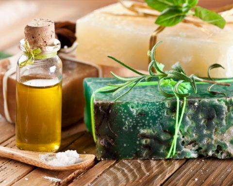 Базовый рецепт натурального мыла