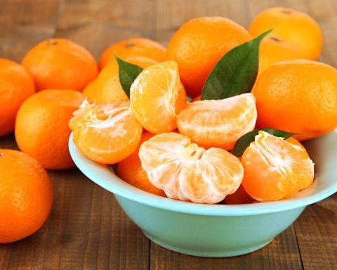 Особенности мандариновой диеты