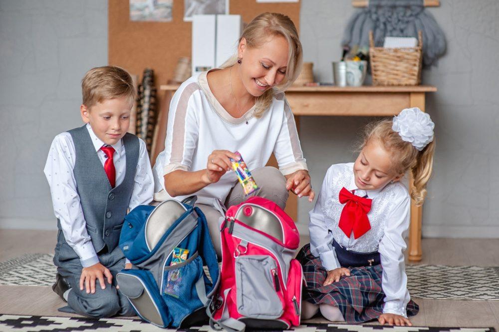 Школьный рюкзак: выбираем вместе