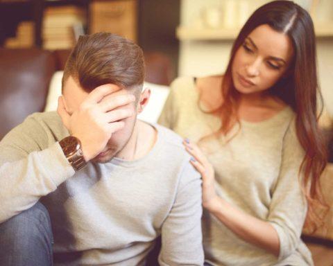 Как поддержать мужчину в трудной ситуации